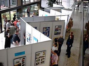 Ausstellung im neuen Rathaus