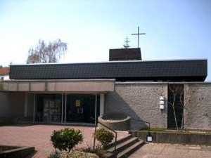 Ev. Kreuzeskirche (Bild: A.Hell; 2002)