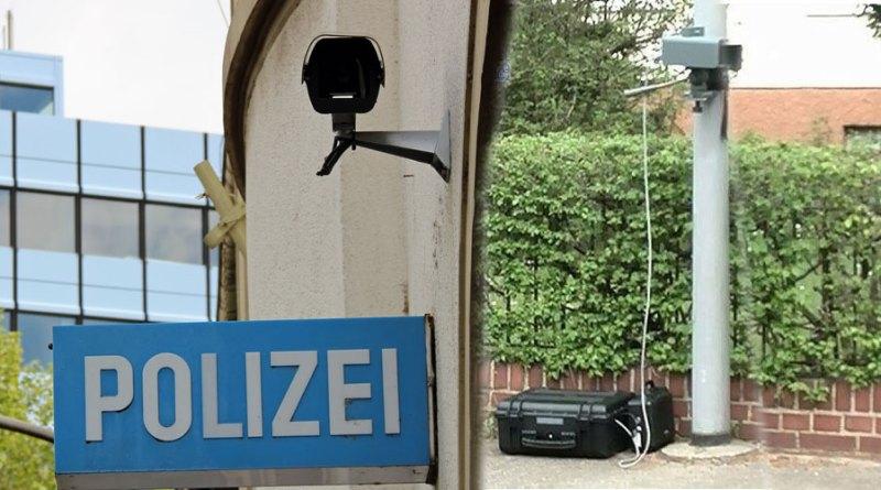 Kameraüberwachung sei eine Option Vandalismus und Co entgegen zu wirken. Der mobile Blitzer des Völklinger Ordnungsamtes soll in Form von stationären Anlagen Verstärung erhalten, so die CDU (Fotos: Hell/Leserfoto)