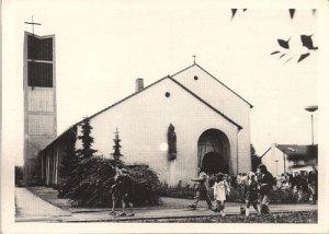Die neue Kirche (Sammlung Strempel)