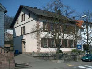 Pfarrhaus (A.Hell 2002)