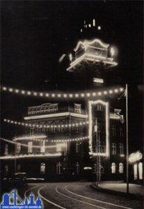 Das Rathaus um 1935 (Sammlung Strempel)