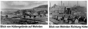 Blick auf Wehrden 1920