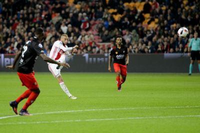 Samenvatting Ajax - Excelsior (1-0) • Voetbalblog • Nieuws over de Eredivisie en meer