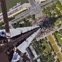 Parigi: alpinismo urbano sulla cima della Tour Eiffel