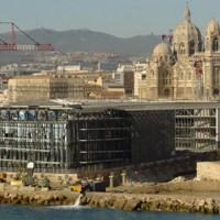 Choc emozionale davanti ai nuovi musei di Marsiglia