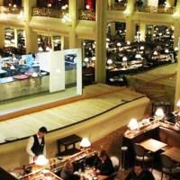 Nizza: mangiare in un ex teatro!