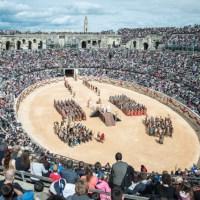 A Nîmes i Grandi Giochi Romani 2017