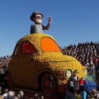 Carnevale: Mentone come Broadway