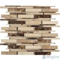 Stairway Marble Mosaic - Voglus Mosaic