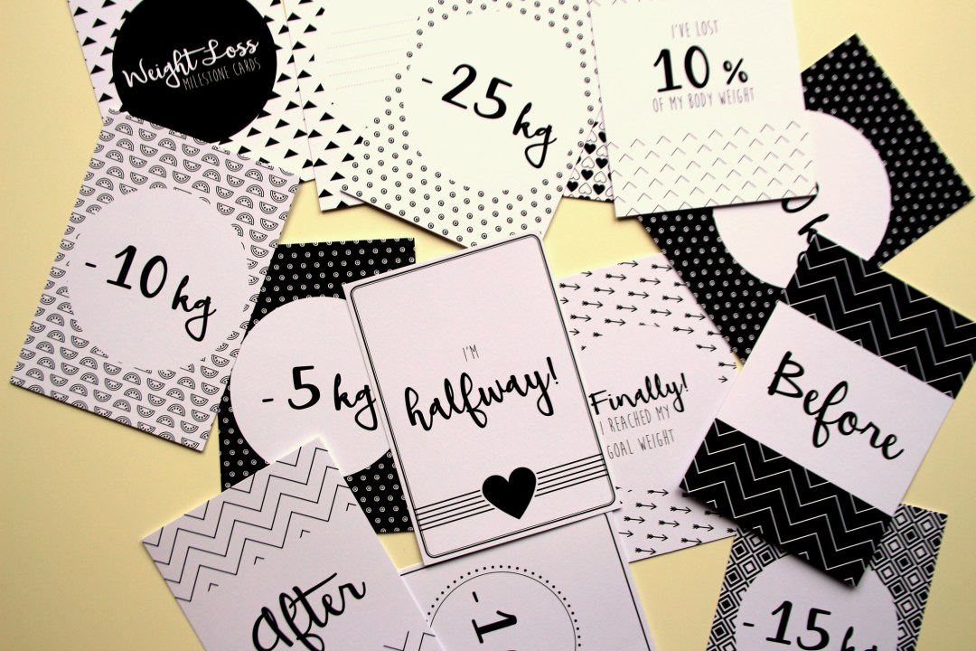 mama-abc-milestone-cards-weight-loss-afvallen