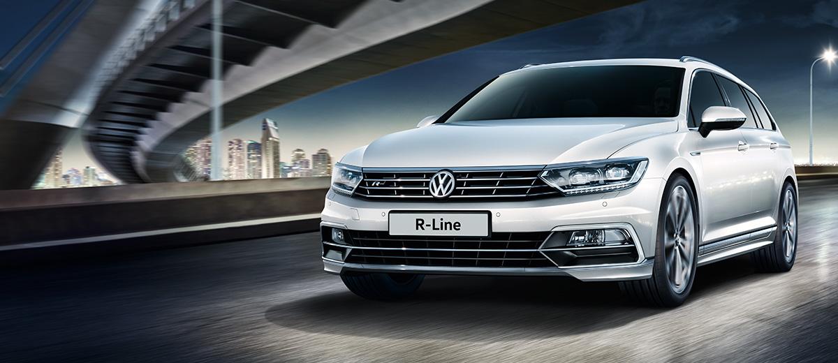 Volkswagen Passat Estate New 2018 Range Volkswagen UK