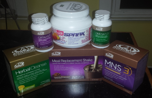 AdvoCare 24 Day Challenge Products