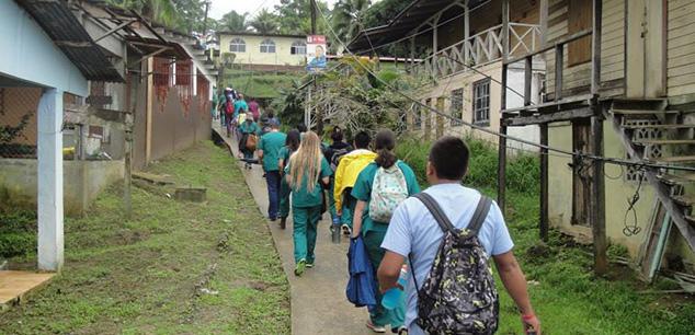 Panama - Volunteers Around the World