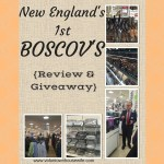 New England's first Boscov's