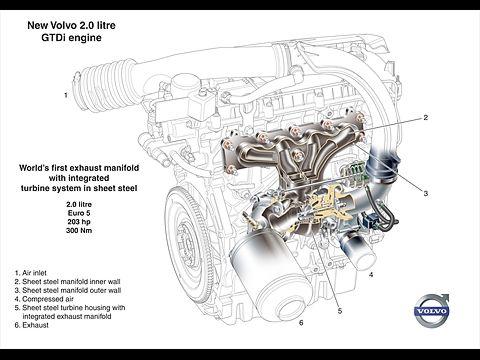 volvo s80 engine diagram