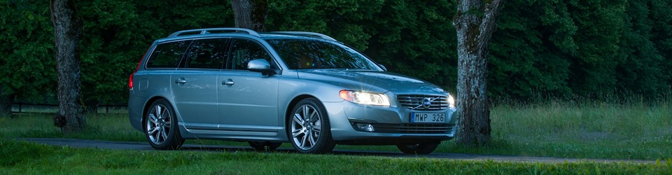 Volvo V70 - Versions and Engines by year (2008 to 2016)