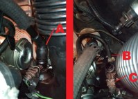 Volvo 850, S70, V70, C70  How to replace heater core hoses
