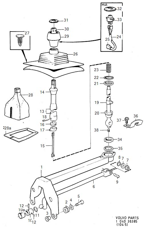 volvo b230 engine diagram