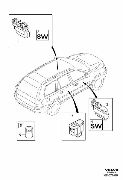 volvo s80 2007 wiring diagram