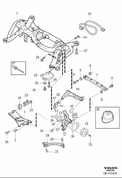 volvo v70 2002 electrical wiring diagram manual instant