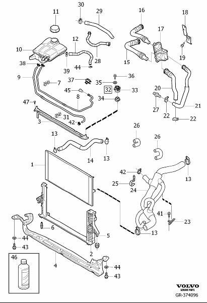 2005 volvo xc90 wiring diagrams