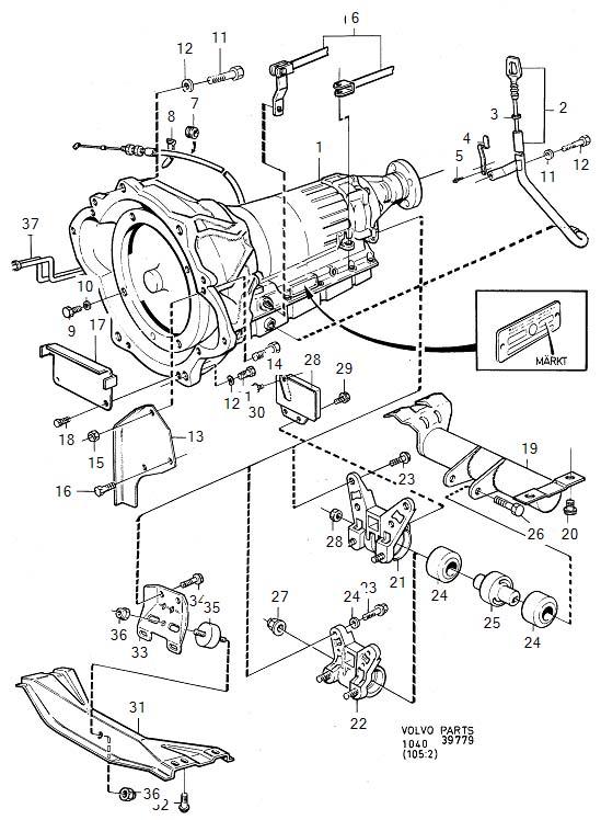 volvo s80 2007 fuse box diagram