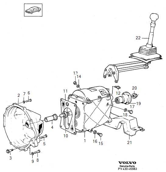 volvo parts manual