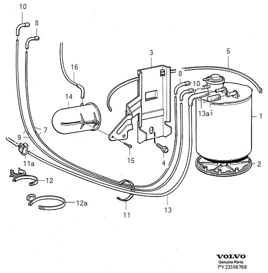 part 1 of the volvo 850 turbo t5 and t5r wiring diagram