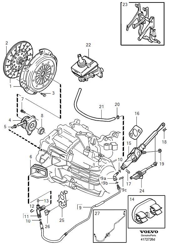 volvo d12c engine diagram