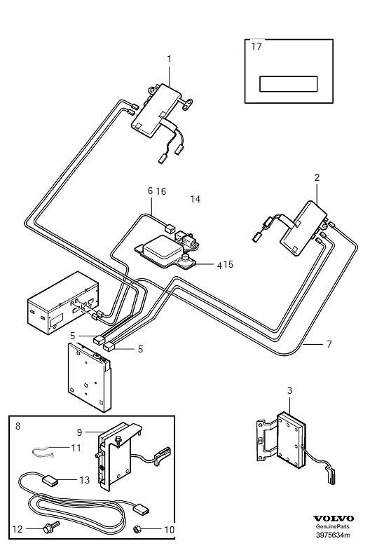 2004 volvo s40 fuse box layout