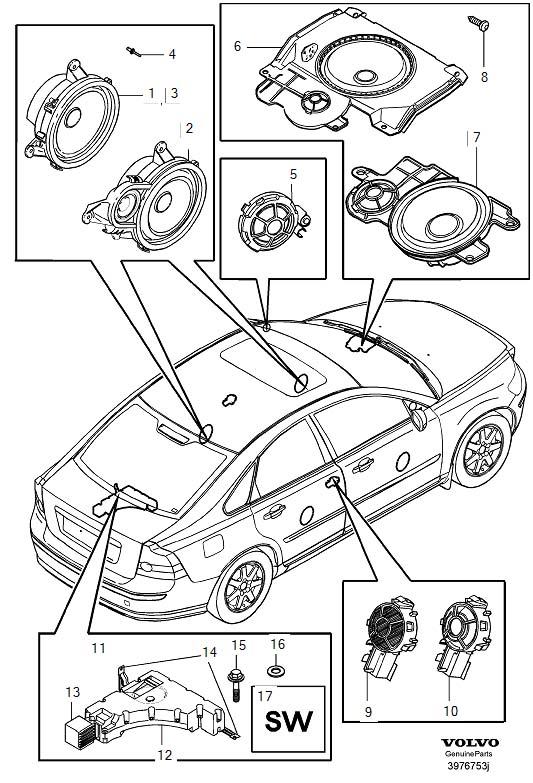 Volvo 240 Brake Light Wiring Diagram Electrical Circuit Electrical