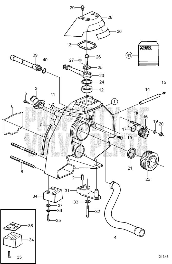 volvo penta sx m wiring diagram