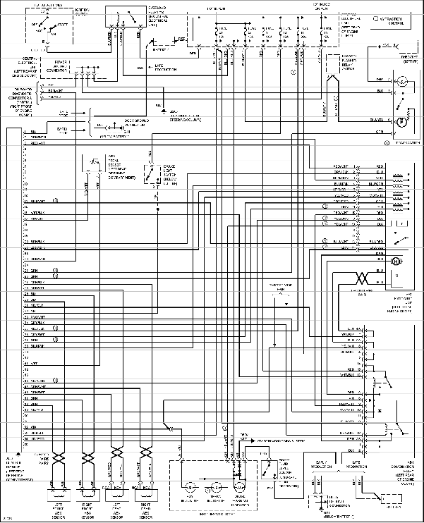 volvo 850 abs wiring diagram