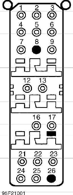 shift lock volvo 850 wiring diagram