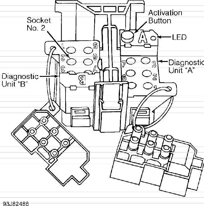 1998 volvo v70 ignition switch wiring diagram