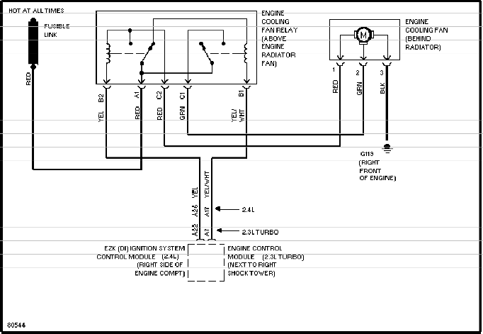 volvo s60 engine electric diagram