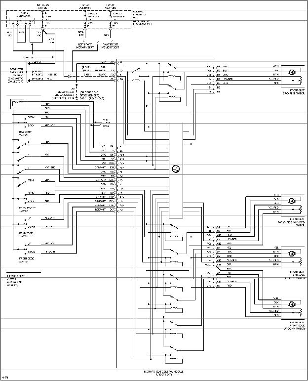 1997 volvo 850 fuse box diagram