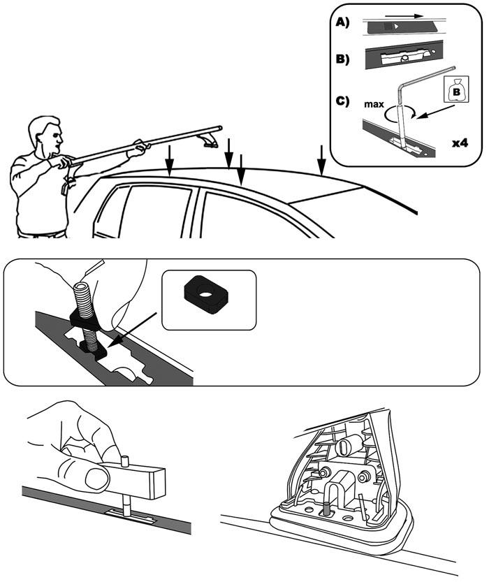 hyundai roof rack