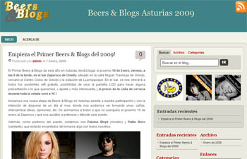 Beers & Blogs Asturias