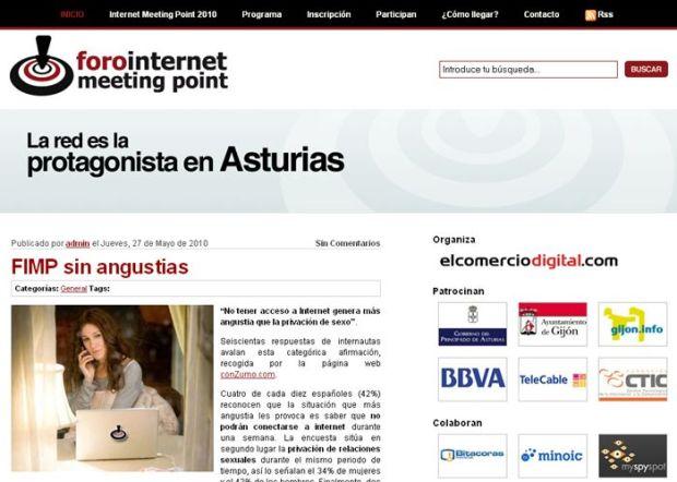Internet Meeting Point