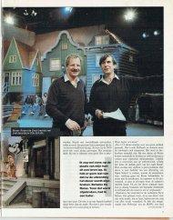 Artikel KRO Studio van 5-1-1985 over 1-2-3 show (KRO). Collectie Roland de Groot.