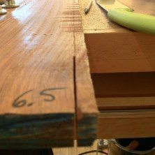Resawing the New Binding
