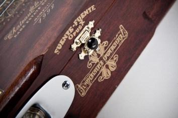 2013 Cigar Box Guitar