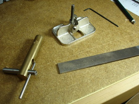 Traditional Hand Tools for Binding Channels