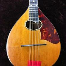 Vintage Washburn Mandolin Restoration
