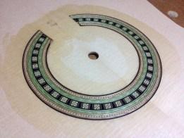 Rosette pattern 006.1 Torres FE18