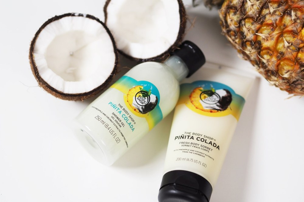 Piñita Colada The Body Shop