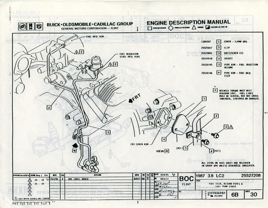 wiring diagram for 1987 buick regal