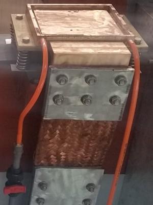 Copper seat